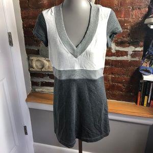 Lululemon V Neck Colorblock Dress 6